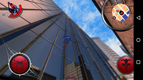 تحميل لعبه سبايدر مان the amazing spider man 1 مضغوطة من ميديا فاير