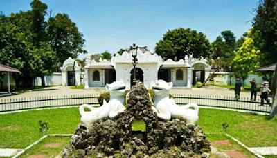 Istana Kasepuhan Cirebon