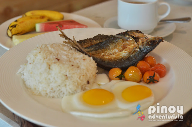 Breakfast Buffet at One Tagaytay Place