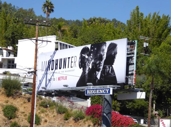 Mindhunter Netflix billboard