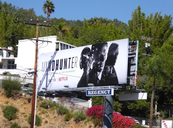Mindhunter Netflix billboard