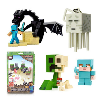 All Minecraft Other Figures