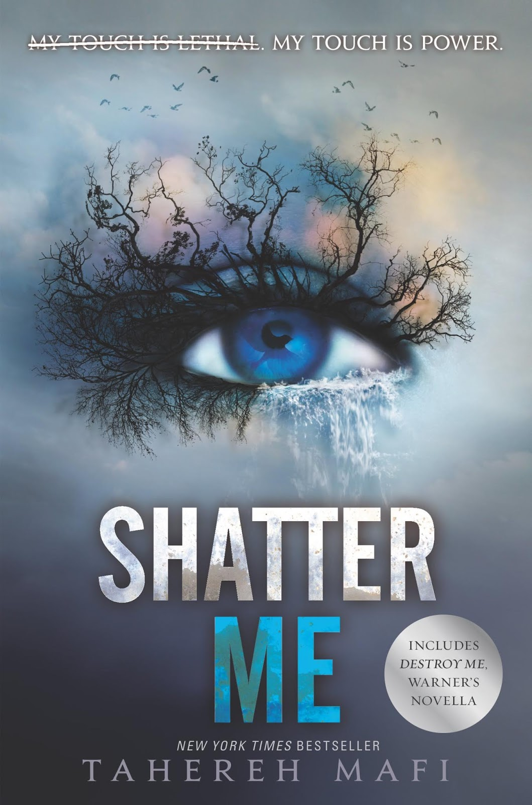 Shatter Me by Tahereh Mafi | Superior Young Adult Fiction | Book Review