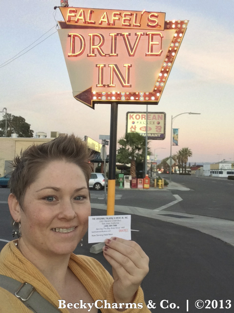 Falafel's Drive In | San Jose, CA Food Review by BeckyCharms
