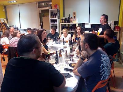 Cata de cervezas en Maltea2