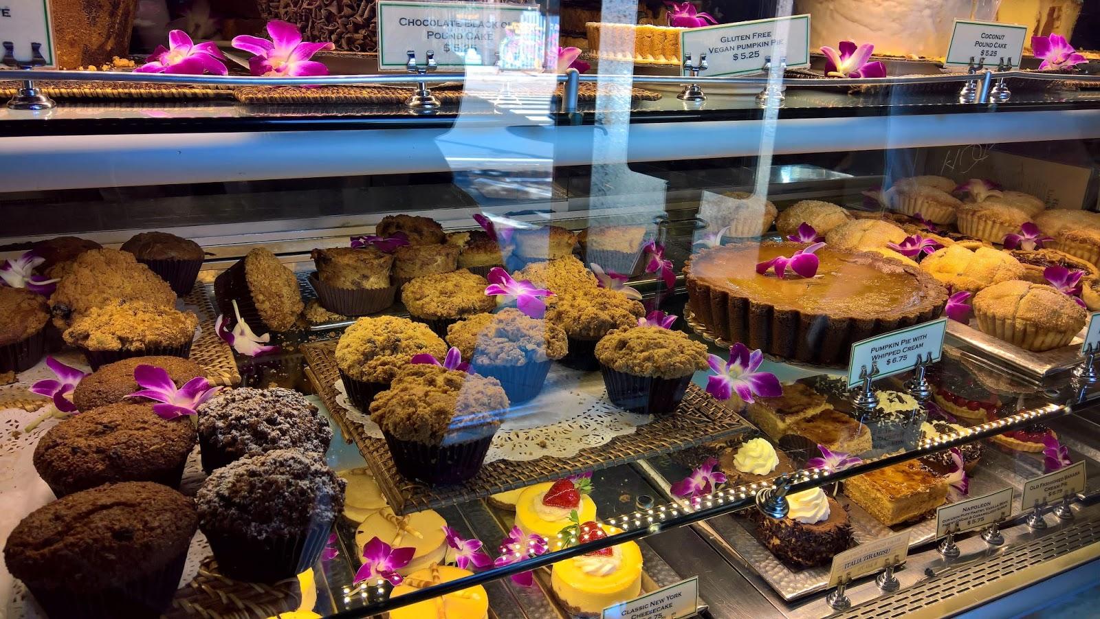 Santa Monica Los Angeles Urth Caffe kahvila vinkki Mallaspulla matkakertomus