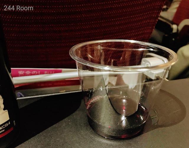 JALダブルオー赤ワイン2
