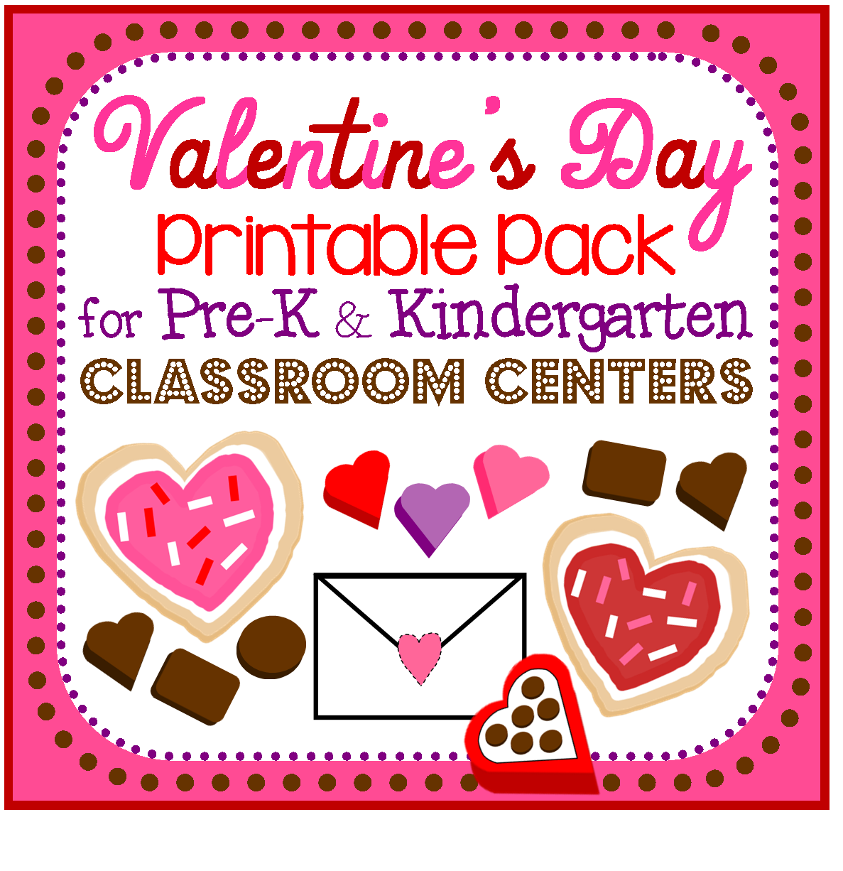 The Intentional Momma Valentine S Day Printables For Pre K