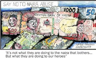 Naira gains against Dollars at parallel market