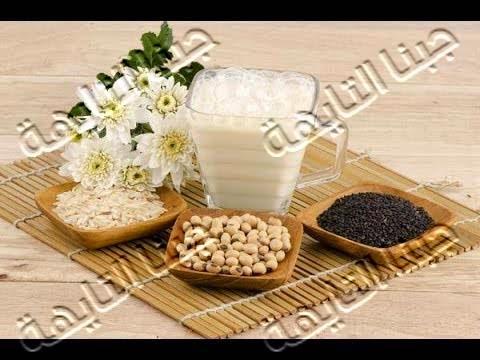 حليب الصويا وفوائده الرائعة للأنوثة الزائدة وزيادة الوزن والتسمين والسرطان والرجال