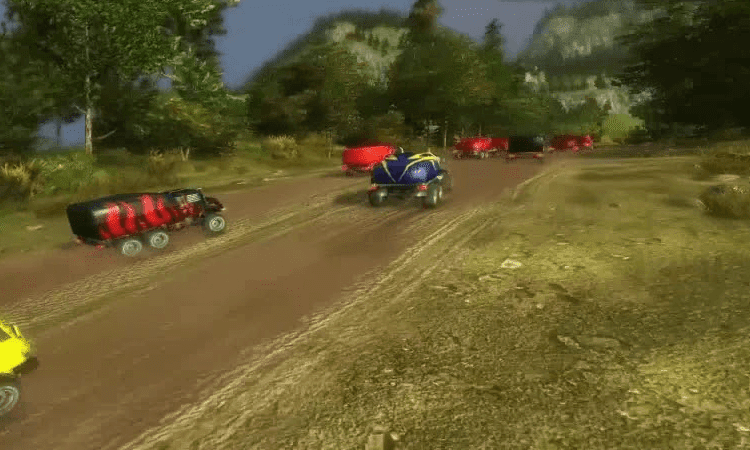 تحميل لعبة Hard Ride برابط مباشر