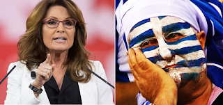 Σάρα Πέιλιν: «Να Καταστραφεί Η Ελλάδα. Είσαστε Παράσιτα»