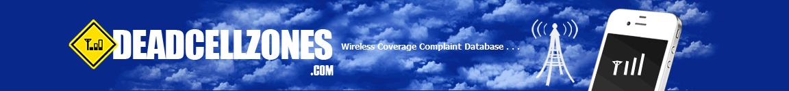 Dead Zones | Find The Best Cell Phone Coverage Near You