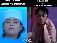 Deretan 7 Meme Kocak Adegan di FTV Ini Tidak Seindah dengan Kenyataan