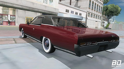 Download mod car Chevrolet Impala 1971 Retextured for GTA San Andreas , GTA SA Game PC