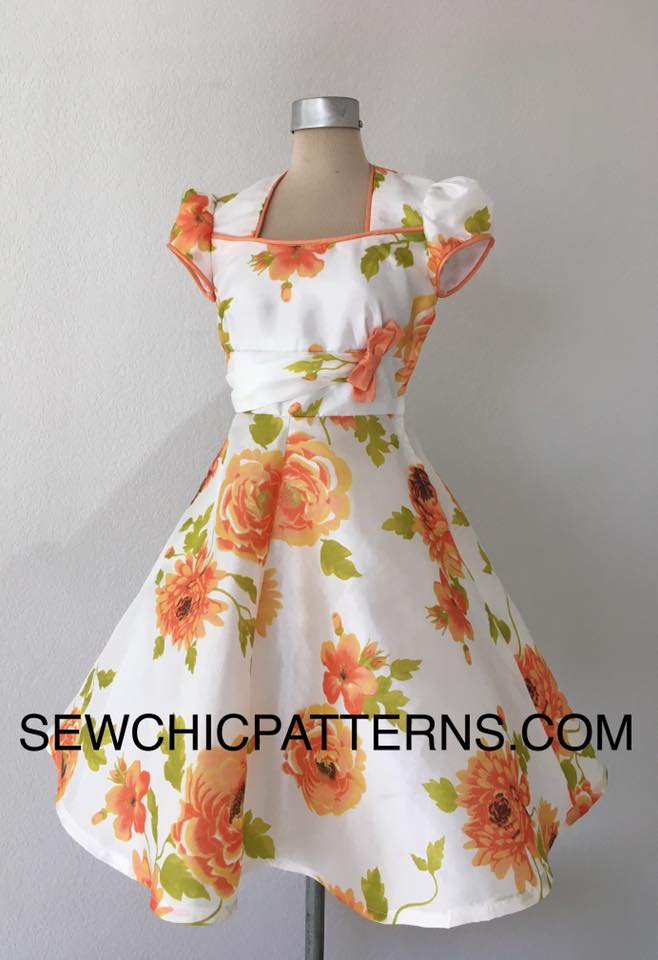 Sew Chic Pattern Company: Introducing Simplicity 8439