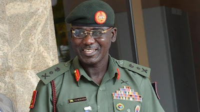 Buratai: Obey President's orders or resign