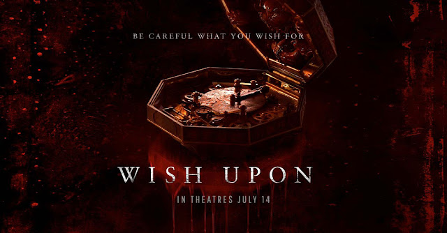 Movie Review : Wish Upon (2017)