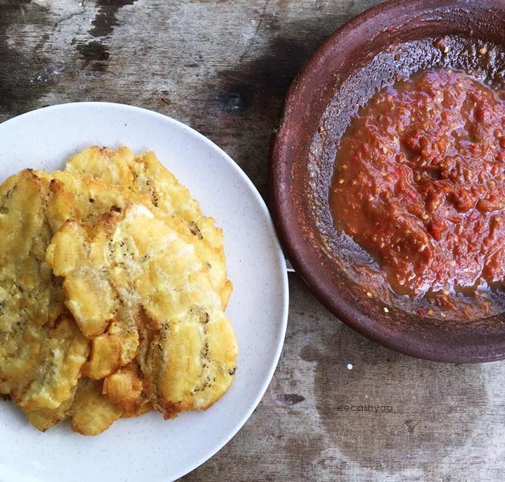 cara buat sanggar pappek sambal tomat