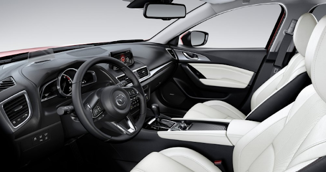2017 Mazda 3 Interior