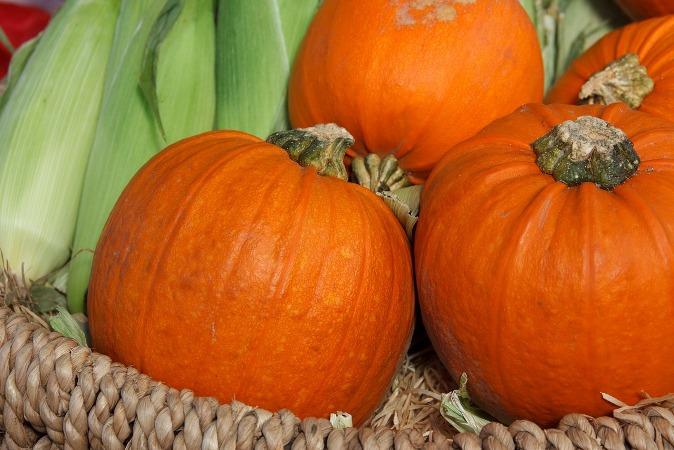 Recetas para niños con calabazas de Halloween