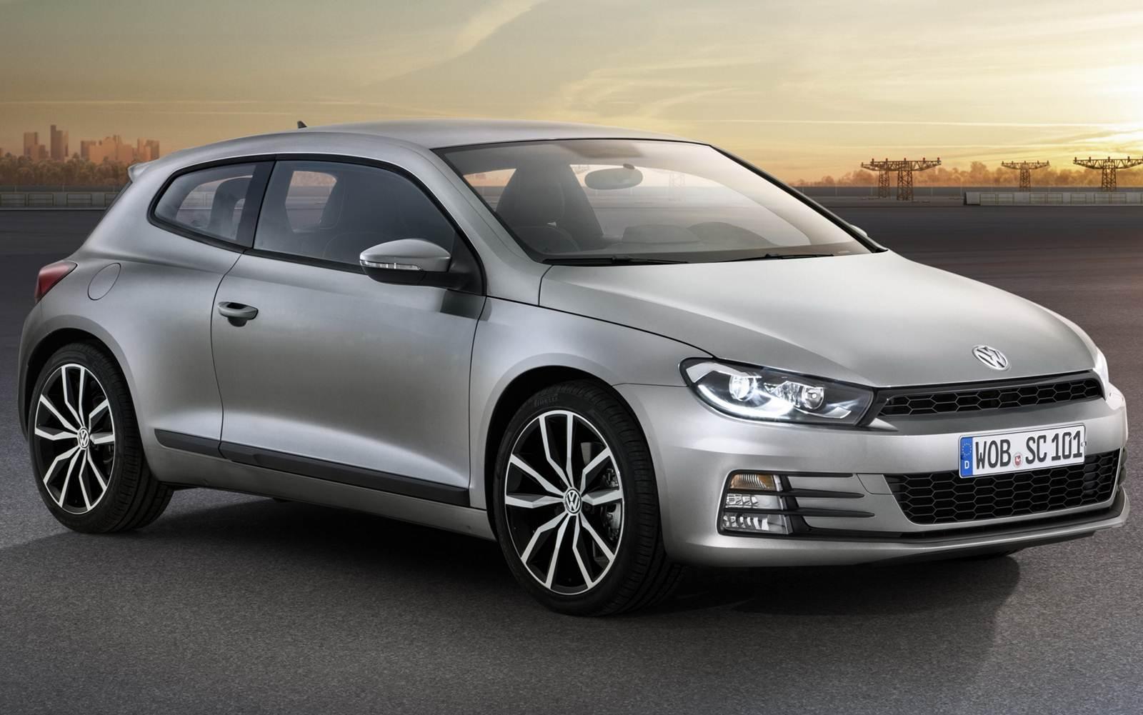 VW Scirocco 2017