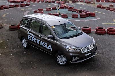 Suzuki Launches All-New Ertiga in Indonesia, We Pit It Against Its