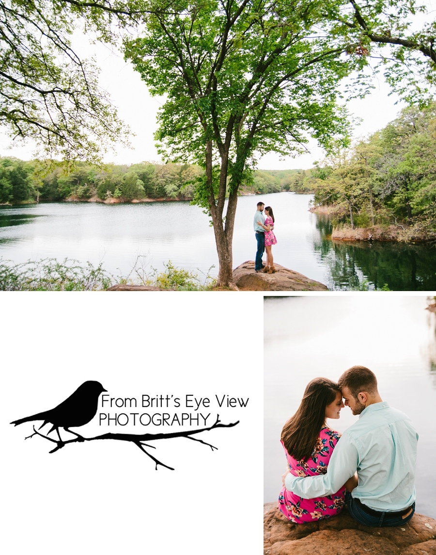 oklahoma engagement photographer