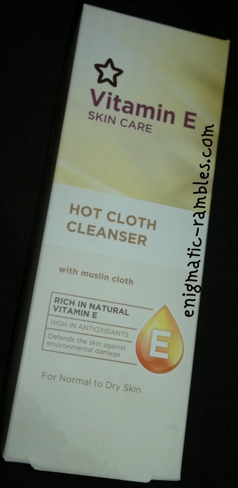 review-Superdrug-Vitamin-E-Hot-Cloth-Cleanser