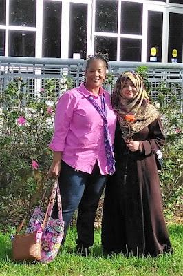 aaduna editors tamara J madison and Sarah khan