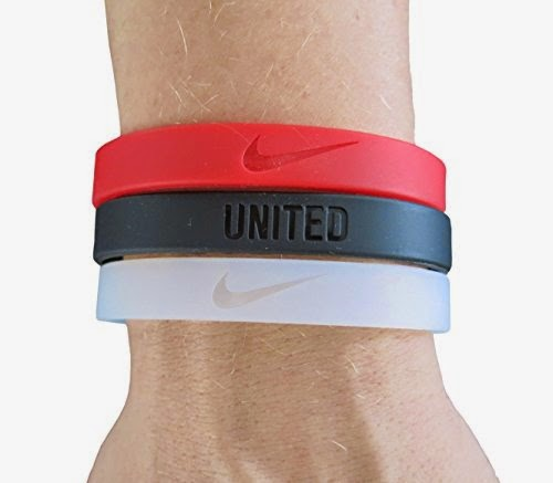 For Athletes Cool Nike Silicone Wristbands My