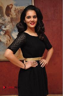 Actress Praachina Pictures in Balck Short Dress at talabbayi Audio Launch  0009.JPG