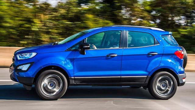 Novo Ford EcoSport FreeStyle 2018