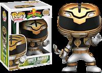 Funko Pop! White Ranger