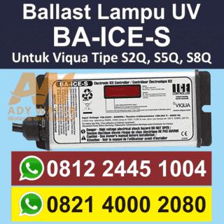 Ballast untuk Lampu UV Viqua/Sterilight S2Q, S5Q, dan S8Q