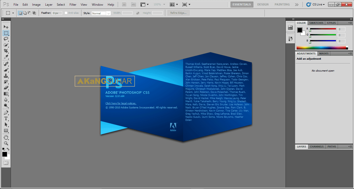 Adobe Photoshop CS5 Extended Full Version