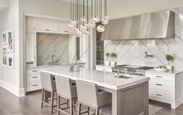 40 Model Desain Dapur Minimalis Sederhana dan Cantik