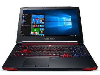 Review spesifikasi dan harga Acer Predator 15 G9-593-765Q (Predator 15 Series)