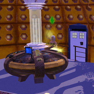 9th & 10th Doctors T.A.R.D.I.S. Console- Preview Image
