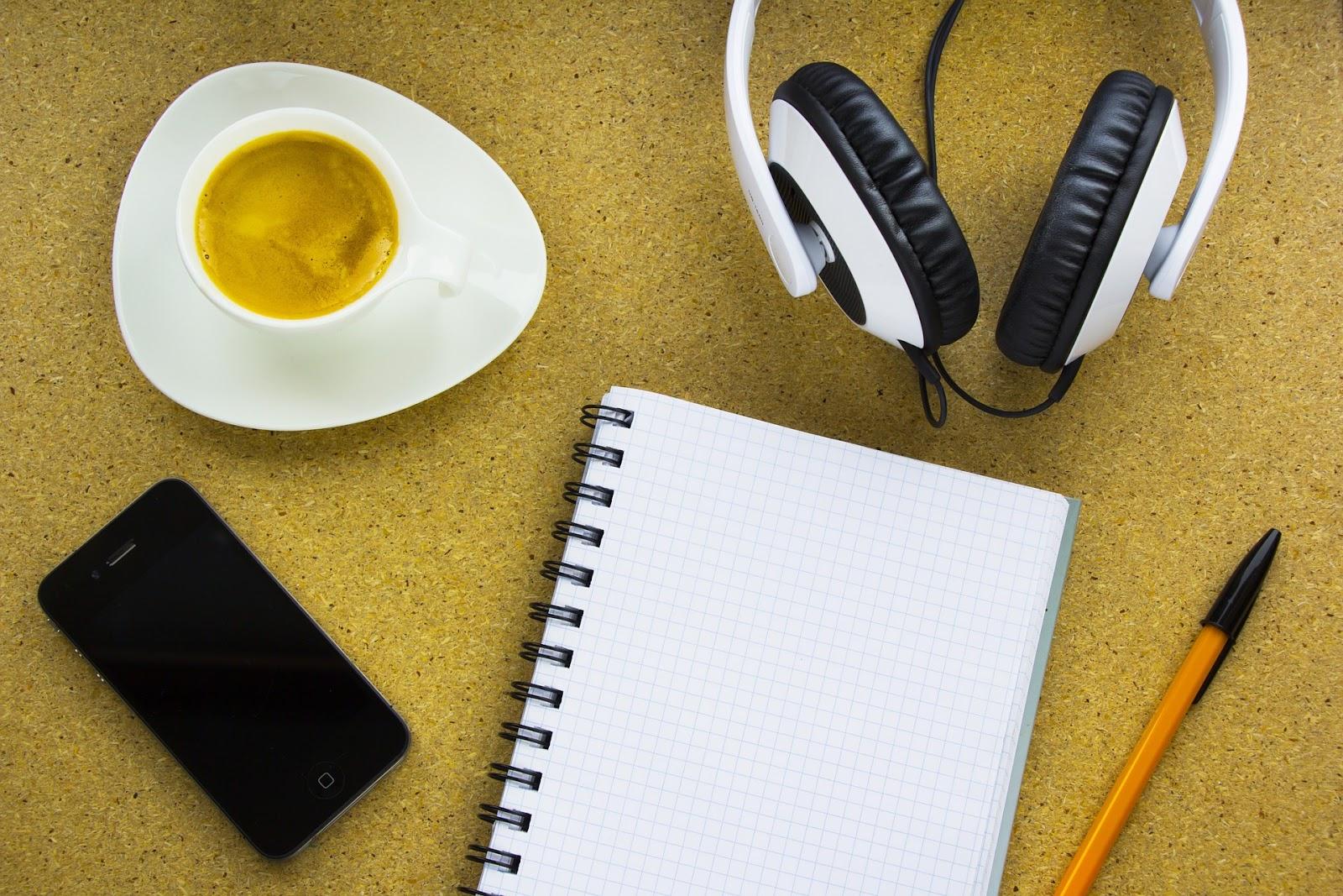 Zeven tips om te blijven schrijven