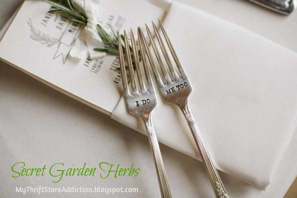 Etsy: Secret Garden Herbs
