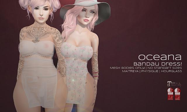 ♛ Oceana - bandau Dress! ♛