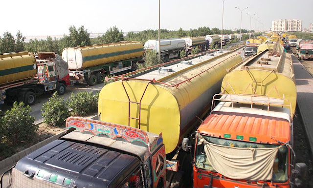 We cannot enforce a non parking law for petrol tanker, we are not armed - LASTMA GM