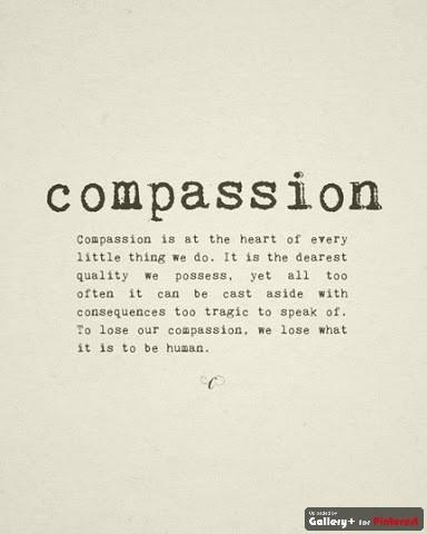 Lack Of Compassion Quotes. QuotesGram