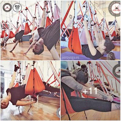 yoga aereo argentina