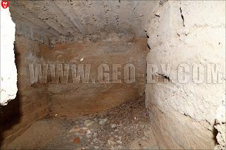 Внутри четвертого бункера