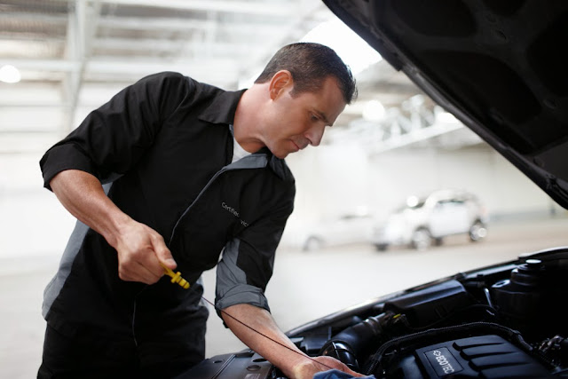 FLUIDS: The Lifeblood of Your Vehicle at Hoselton Auto Mall