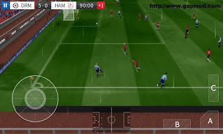 Download Dream League Soccer DLS 2016 Mod Apk + Data (Unlimited Money)