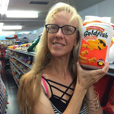 Stefanie Girard Lucy Sparrow Sparrow Mart Brillo Cambell's Soup Felt art