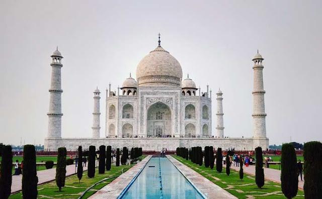 Taj Mahal, Agra U.P
